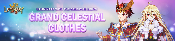 Grand Celestial Clothes