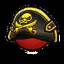 高級海盜王帽