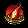 高級赤焰帽