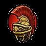 高級鬥士頭盔