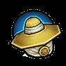 高級洪門草帽