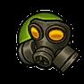高級核爆面具
