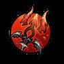 高級惡魔矛