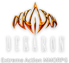DEKARON Extream Action MMO RPG