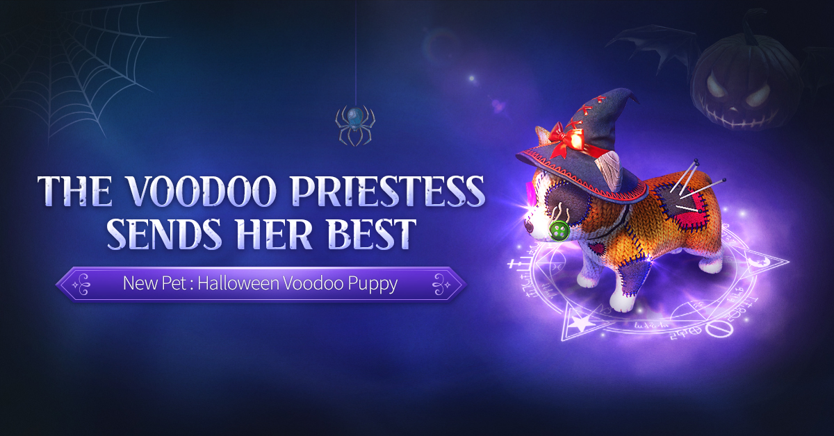 Halloween Shop!