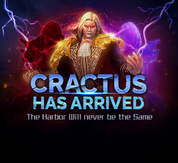 Scarlet Harbor 9th Boss Cractus