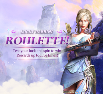 Lucky Rabbini Roulette