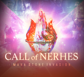 Call of Nerhes: Manastone Invasion