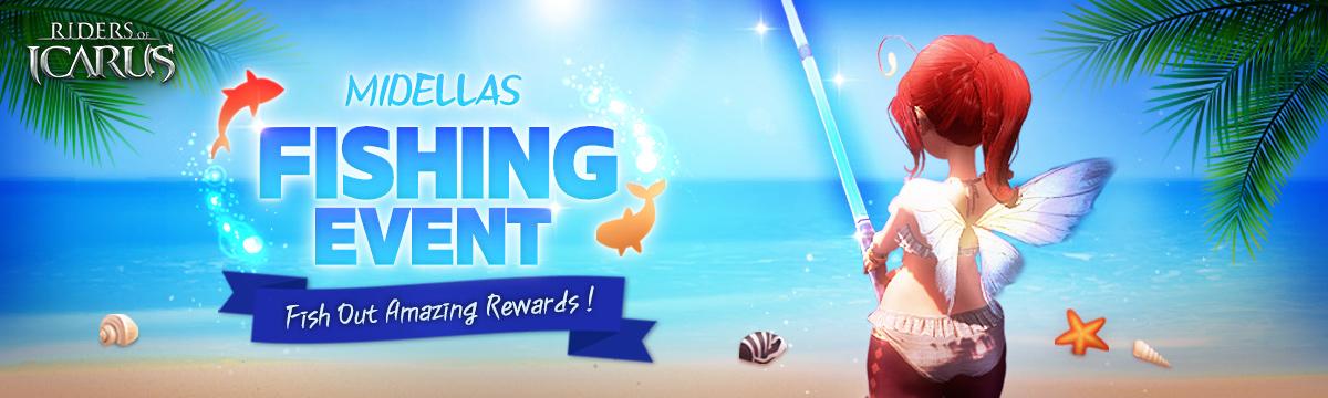Midellas Fishing Event