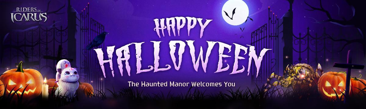 Halloween Event Update