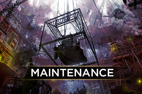 Emergency Maintenance 12.06.2019