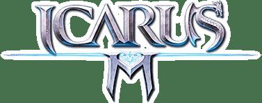 ICARUS M: riders of icarus - logo