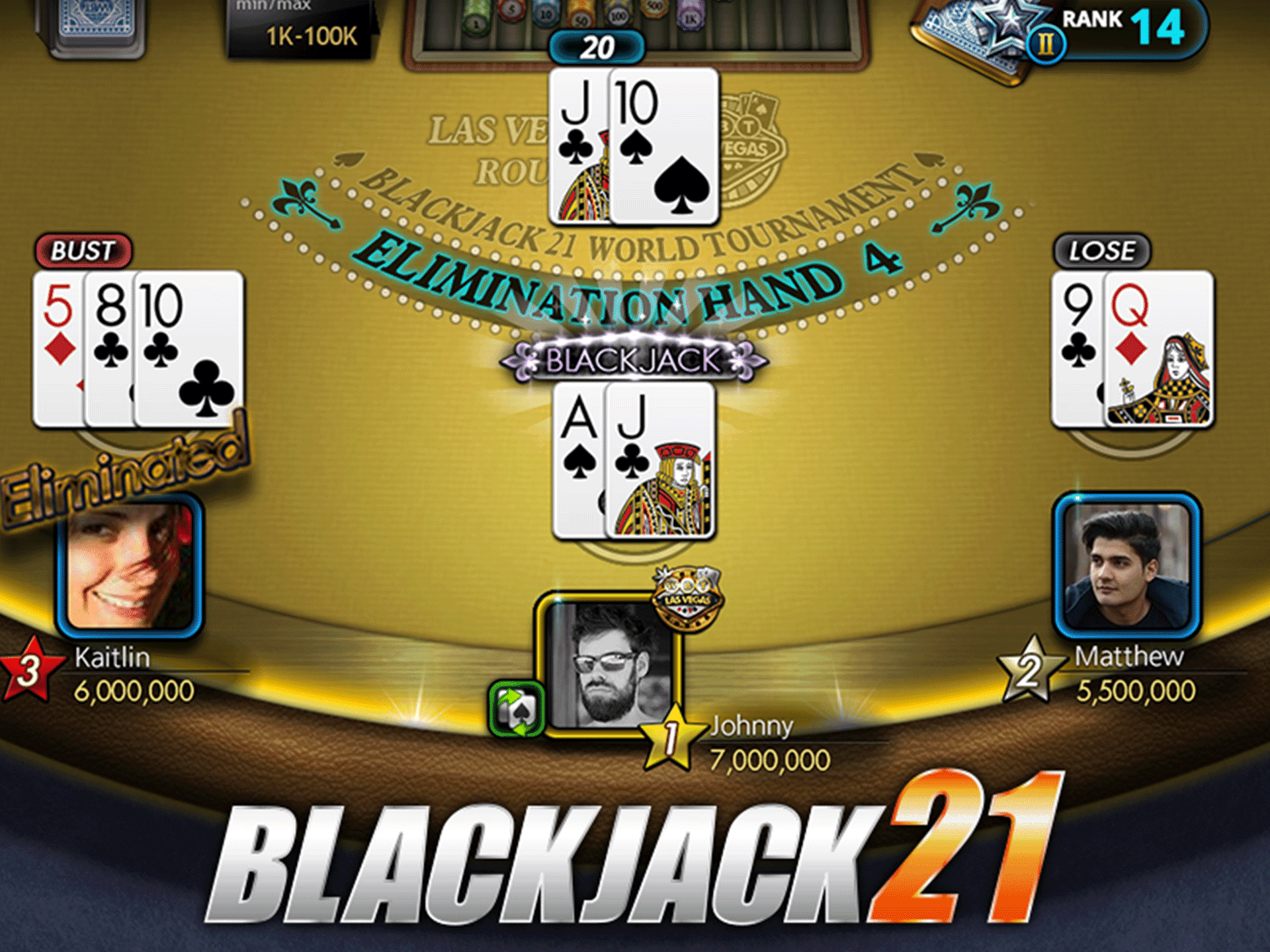 Blackjack 21 GALLERY IMAGE 3